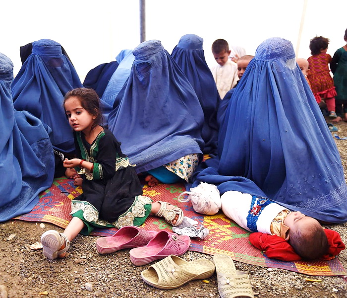 AFGHANISTAN-PAKISTAN-UNHCR-REFUGEES-POLITICS